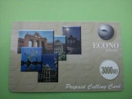 Econo 3000 BEF (mint,Neuve) Rare - Belgique