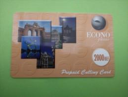 Econo 2000 BEF (mint,Neuve) Rare - Belgique