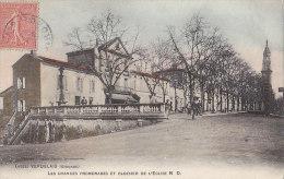 Verdelais 33 - Place Promenade - Verdelais