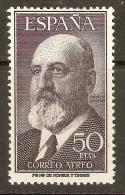 TORRES QUEVEDO EDIFIL 1165* - 1951-60 Nuevos & Fijasellos