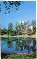 Etats Unis Ohio  Colombus Mirror Lake Universty´s William Oxley Thompson Memorial Library  BE - Columbus