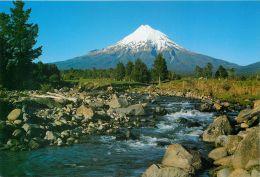 Mount Taranaki, New Zealand Postcard - New Zealand