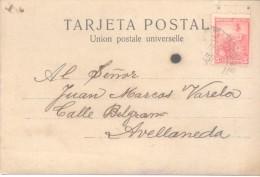 PHARMACY  FARMACIA  PHARMACIEN  INTERIOR DEL LABORATORIO DE LA FARMACIA BOERI BUENOS AIRES 1905 L'ARGENTINE - Health