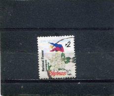 PHILIPPINES. 1995. SCOTT 2215j. NATIONAL SYMBOLS: FLOWER - Philippines