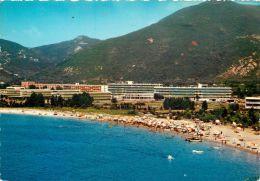 Budva, Montenegro Postcard Used Posted To UK 1972 Stamp - Montenegro