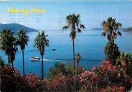 Herceg Novi, Montenegro Postcard Used Posted To UK 1989 Stamp - Montenegro
