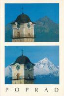 Poprad, Slovakia Postcard - Slovakia