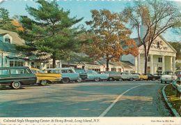 Stony Brook, Long Island, New York NY, United States USA US Postcard Used Posted To UK 1980 Stamp - Long Island