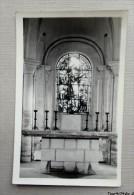 Carte Photo - 77 - MAROLLES  - Église Saint-Julien-de-Brioude  Vitrail  De Maurice Denis - Unclassified
