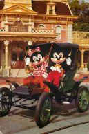 Disneyland, California, USA Postcard Used Posted To UK 1986 USA Stamp #1 - Disneyland