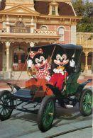 Disneyland, California, USA Postcard Used Posted To UK 1990 USA Stamp #2 - Disneyland