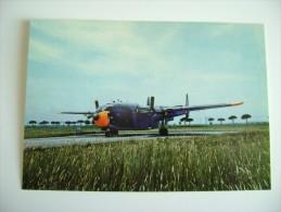 AERONAUTICA MILITARE ITALIANA  FAIRCHILD C 119 G VAGONE VOLANTE   NON VIAGGIATA   PERFETTA  AEREO AIRPLANE - 1946-....: Era Moderna