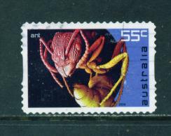 AUSTRALIA  -  2009  Micro Monsters  55c  Self Adhesive  Used As Scan - 2000-09 Elizabeth II