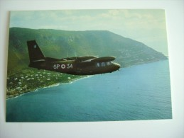 AERONAUTICA MILITARE ITALIANA    PIAGGIO  P 166     AVION   VG PERFETTA  AEREO AIRPLANE - 1946-....: Modern Era