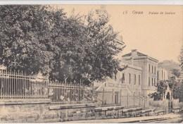 BF8746 Oran Algeria Palais De Justice  Front/back Image - Oran