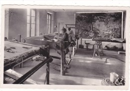 FELLETIN  (Creuse)  -  Intérieur  D'atelier  De  Tapisserie - Felletin