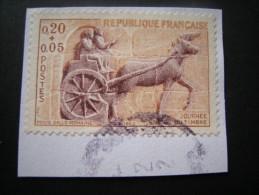 1963 Yvert  N. 1378  Obl. - Gebraucht