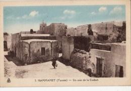 BF8863 Un Coin De La Casbah Hamamet Types  Tunisia   Front/back Image - Tunisia