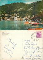 Como, Lago Di Como, Italy Italia Postcard Used Posted To UK 1962 Stamp - Como