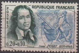 FRANCE  1296   OBL  VOIR  SCAN - France