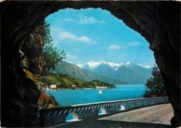 Villa Carlotta, Lago Di Como, Italy Italia Postcard Used Posted To UK - Como