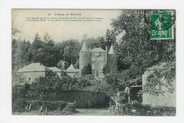 CHEHERY - Château De Rocan - France