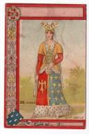 Chromo Imp. Appel, Serie Costumes, N° 35 - Kaufmanns- Und Zigarettenbilder