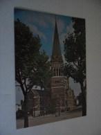 Uccle église St Job - Uccle - Ukkel