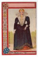 Chromo Imp. Appel, Serie Costumes, N° 43 - Kaufmanns- Und Zigarettenbilder