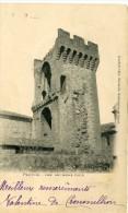 CPA 84 PERTUIS UNE ANCIENNE TOUR 1903 - Pertuis