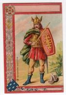 Chromo Imp. Appel, Serie Costumes, N°3 - Kaufmanns- Und Zigarettenbilder