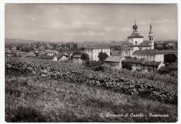 S. GERMANO DI CASALE - PANORAMA - CASALE MONFERRATO - ALESSANDRIA - ANNI '50 - Alessandria