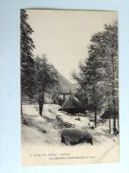 Carte Postale Ancienne : La Grande Chartreuse En Hiver , En 1915 - Chartreuse