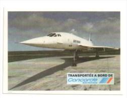 Autocollant Concorde    62x80 - Concorde