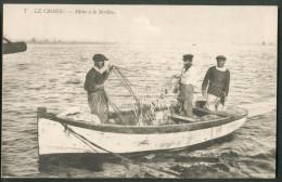 Pêche à La Sardine - Le Croisic