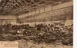 Seraing - Ateliers Des Aciéries Après La Destruction - Seraing