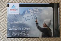 ANNECY 2018 - CANDIDATURE JEUX OLYMPIQUES 2018 - Reclame