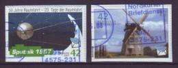 BRD - Privatpost - Nordkurier - Gestempelt - [7] República Federal