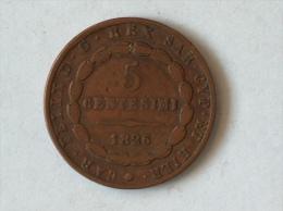 Italie 5 Centesimi 1826 L - Regional Coins