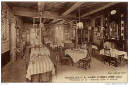 81-Hostellerie du Vieux CORDES-Grande salle � manger