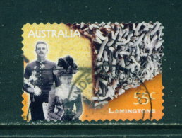 AUSTRALIA  -  2009  Desserts  55c  Self Adhesive  Used As Scan - 2000-09 Elizabeth II