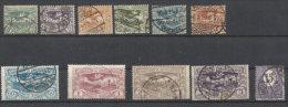 GERMANY, OBER-SCHLESIEN/HAUTE SILESIE, 1920-22, USED - Allemagne