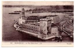 CP,13, MARSEILLE, Le Fort Saint-Jean, Vierge - Ohne Zuordnung