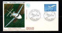 FRANCE  F.D.C. Mystère FALCOM 900    1985      N° 2372       Du  01/06/1985 - 1980-1989