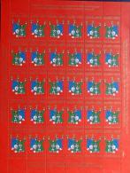 GREENLAND CHRISTMAS FULL SHEET FROM YEAR 1985 - Groenlandia