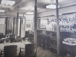 Restaurant LUCE noel peter's 24 passages des princes 95 rue de Richelieu Paris le bar  �dition d'art Yvon