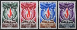 FRANCE 1969/71  - Du N° 39 Au 42  - 4 Timbres  NEUFS** Y&T 5,00€ - Neufs