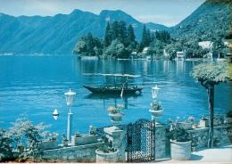 Lago Di Como, Italy Italia Postcard - Como