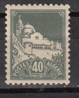 Algerije 1942 Mi Nr 177 A  Met Plakker (x) - Nuovi