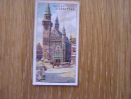 Alost Aalst    Belgique Gems Of Belgian Architecture Wills ´ S Cigarette Vignette Trading Card Chromo - Wills